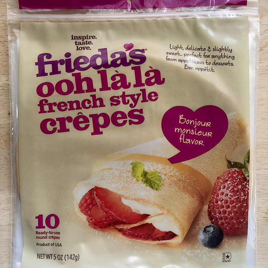 Friedas Crepes
