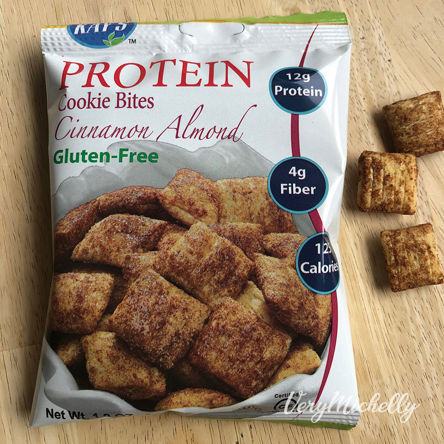 Protein Cookie Bites