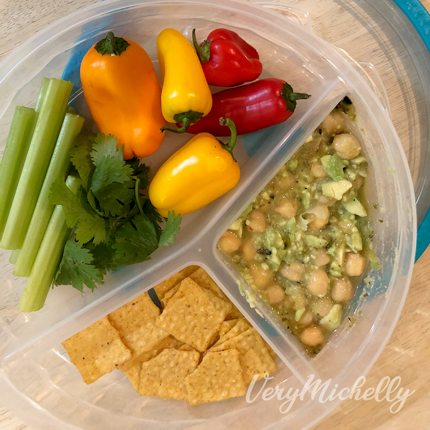 Grab and Go Snack